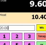 €Cash screenshot kassa